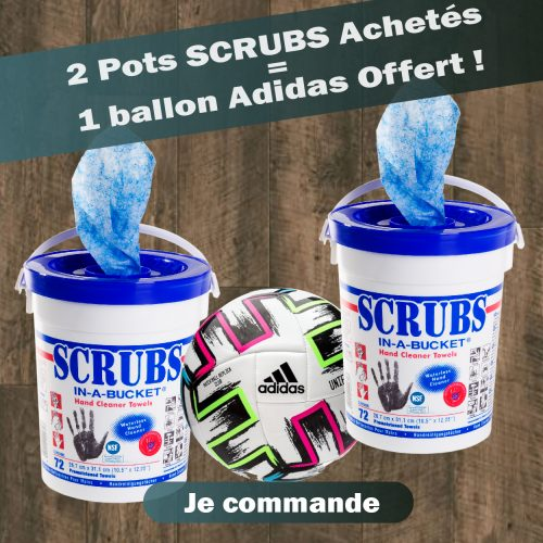 Action promo scrubs ballon 2021-2