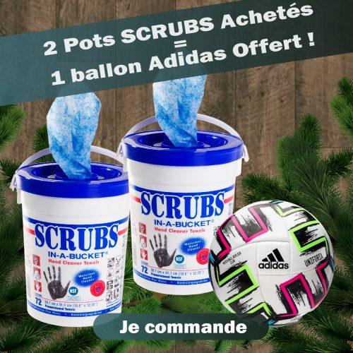 Action promo scrubs ballon 2021