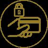 Pictogramme paiement sécurisé sur www.laboutiquedespros.com